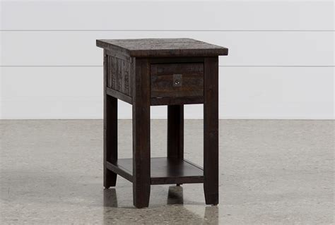 living spaces end tables palmer storage end table living spaces