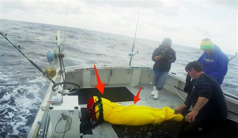tuna outer banks boat sinks are bananas really bad luck on boats pics true stories
