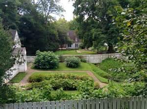 colonial williamsburg garden inspiration handmade