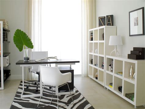 miami west elm zigzag rug home office modern  white