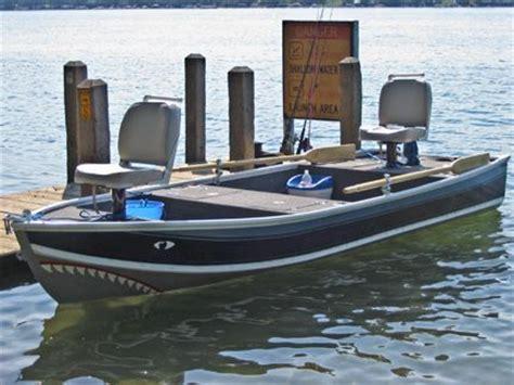 Layout Boat Mods by 14 Ft Craft Mod Tinboats Net Random