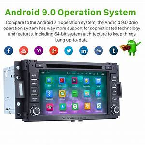 Android 9 0 Radio Gps Navigation System For 2005 2006