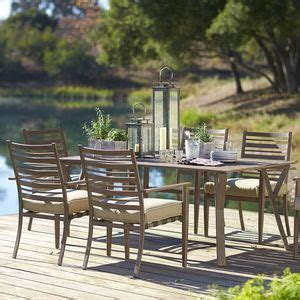point reyes collection 7 dining set dining