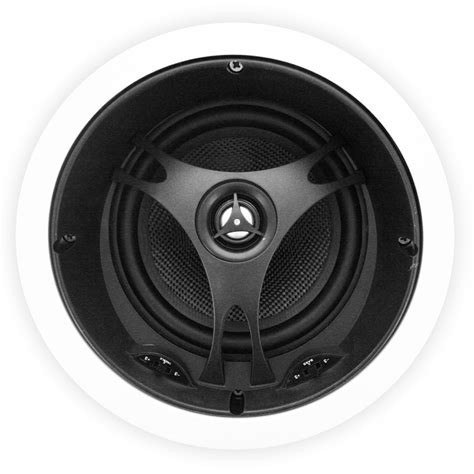angled in ceiling surround speakers 7x 6 5 quot angled 2 way glass fibre ceiling speaker 100 watts