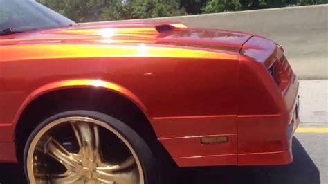 1987 monte carlo ss 24 inch rims aero coupe youtube