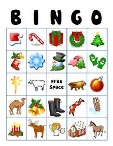christmas bingo the creative church