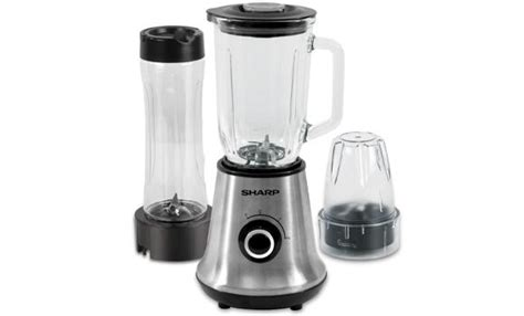 Kitchen Blender Specs by The Best Blender Only From Sharp Em100pmst
