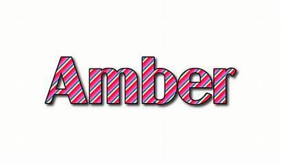 Amber Ansley Logos Text Flamingtext Stripes