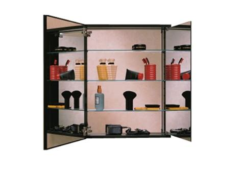 Robern Plm1630bt Pl Series Flat Plain Mirrored Door With