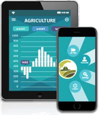 agriculture software  application development solutions