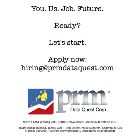 apply now cdo call center openings bukidnon