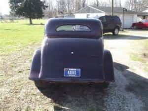 1934 Chevy Coupe for Sale