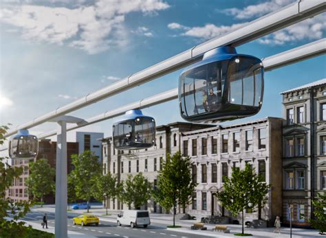 Art Lebedev Designs eRopeway Concept for Bosch