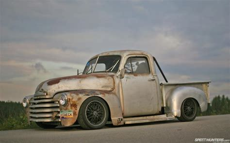 50s Car Wallpaper 1080p 1920x1200 by Chevrolet Truck Classic Car Classic Rust Rod Hd