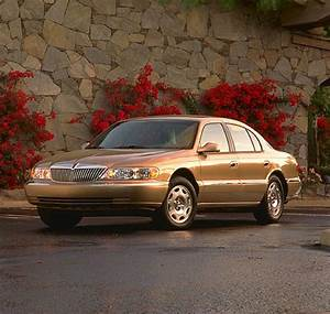 Lincoln New Car Review  Lincoln Continental   1998  New