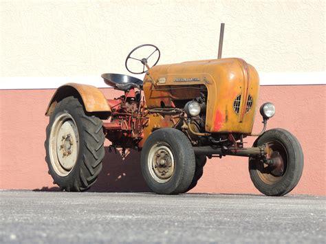 porsche jr diesel tractor hollywood wheels auctions