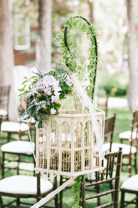 Top 11 Wedding Bird Cage Ideas