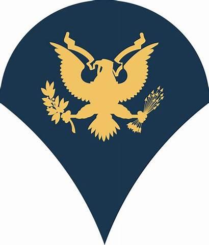 Rank Specialist Wikipedia Army Svg Usa English