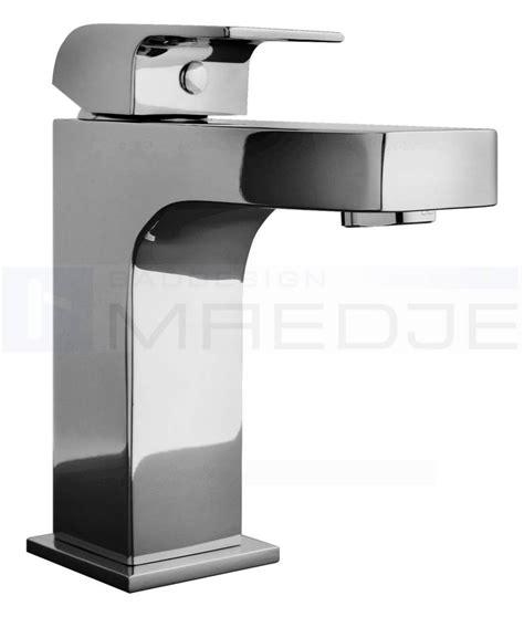 armatur für waschtisch designer waschtisch armatur quot quadro quot mit ablaufventil 1 1 4 quot chrom