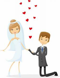 Free bride and groom vectors free vector download (233 ...