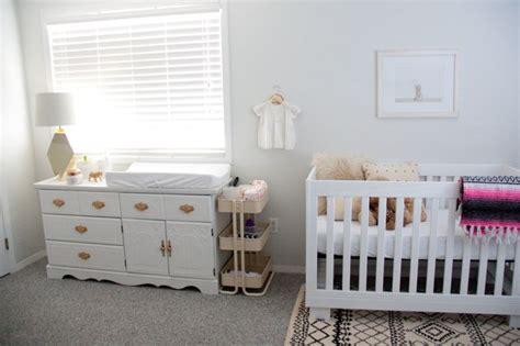 Design A Beautiful Nursery On A Budget