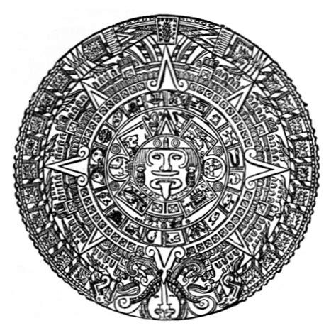 Fileasom D069 Aztec Calendar Stonejpg