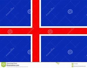 Iceland Flag Royalty Free Stock Photo Image 4772345