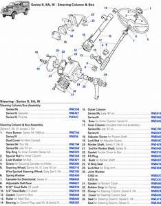 Land Rover Parts Diagram