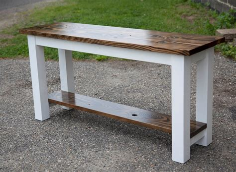 solid wood sofa table entryway table buffet table built