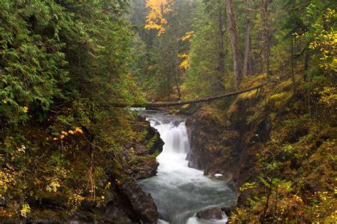 qualicum falls provincial park