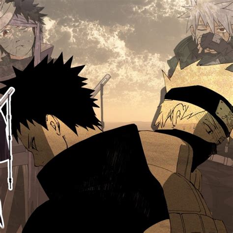 10 Top Obito And Kakashi Wallpaper Full Hd 1080p For Pc