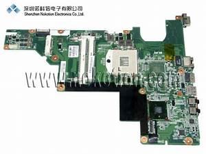 Nokotion 646669 001 Laptop Motherboard For Hp 630 631 635