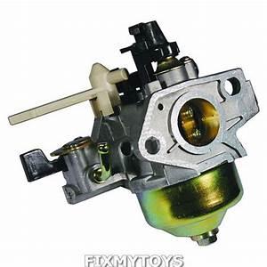 Carburetor Honda Gx340 11 Hp Small Engine Lawn Mower