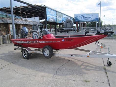 Aluminum Bass Boats For Sale In Arkansas by Xpress Boats For Sale In Arkansas