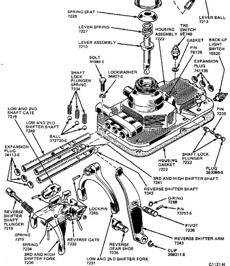 18 Speed Transmission Diagram by T18 Transmission Diagram Free Wiring Diagram