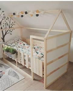 Ikea Kura Bett Umgestalten : ikea kura hausbett mit gartenzaun kids rooms in 2019 hausbett kinder ~ Watch28wear.com Haus und Dekorationen