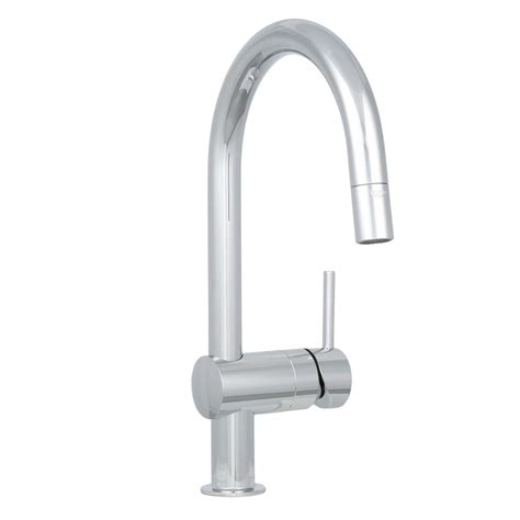 grohe faucets kitchen grohe minta single handle pull sprayer kitchen faucet