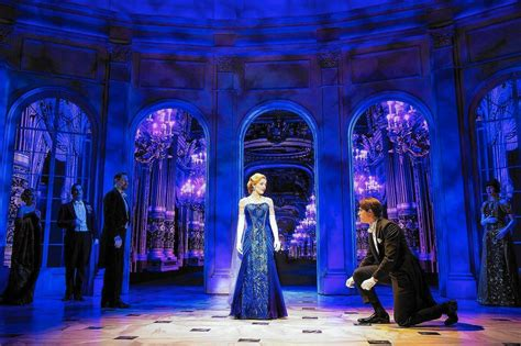 Tweaked 'anastasia' An Even Stronger Show On Broadway
