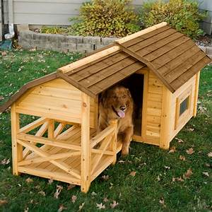 Dog House Designs with Creative Plans - HomeStyleDiary.com