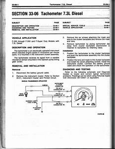 Pickup Wiring Diagrams Factory Tach