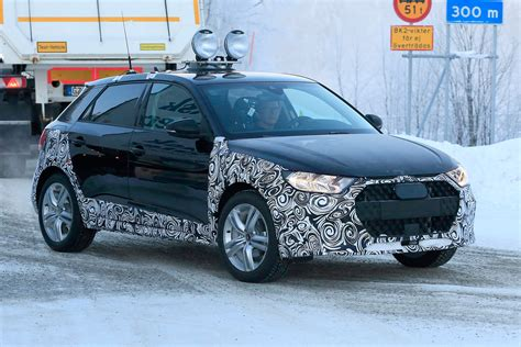 audi  allroad spied testing auto express