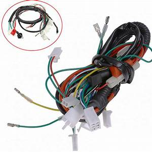 Electric Wiring Harness For Chinese Atv Utv Quad 4 Wheeler