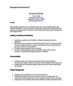modern resume format doc download sle functional cv 9 documents in pdf word