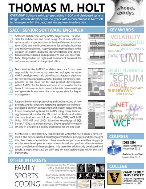 25 best ideas about standard resume format on