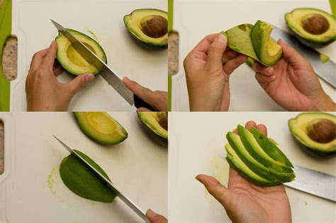 How To Cut An Avocado • Just One Cookbook