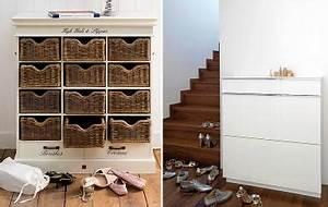 Schuhschrank Zum Sitzen : der passende schuhschrank bild 12 sch ner wohnen ~ Sanjose-hotels-ca.com Haus und Dekorationen