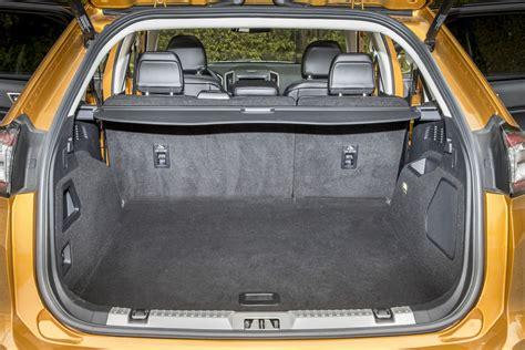 Ford Edge Kofferraum  Ein Ford, Ein Wort, Ein Suv
