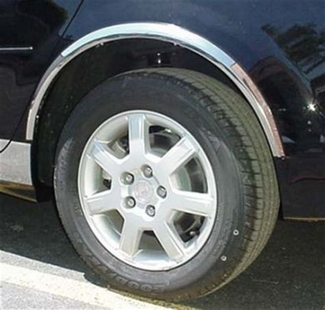 cadillac cts wheel  fender trim