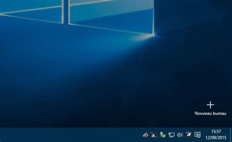 bureaux virtuels windows 7 créez des bureaux virtuels sous windows 10 nativement