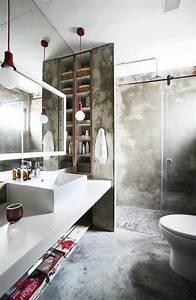15, Cool, Industrial, Bathroom, Design, Ideas